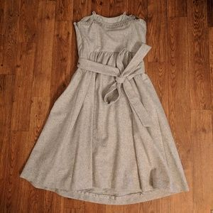 Banana Republic Dresses - NWT Banana Republic wool jeweled belted dress